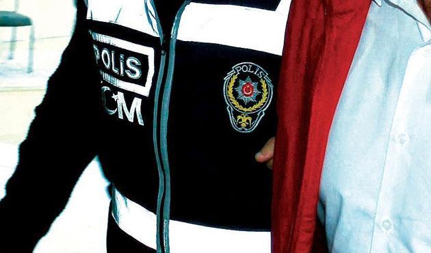 FETÖ mensubu üniversite personeline tutuklama
