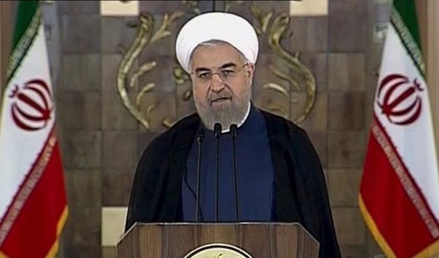 İran Trump'tan 'anlaşmaya devam'ı istedi