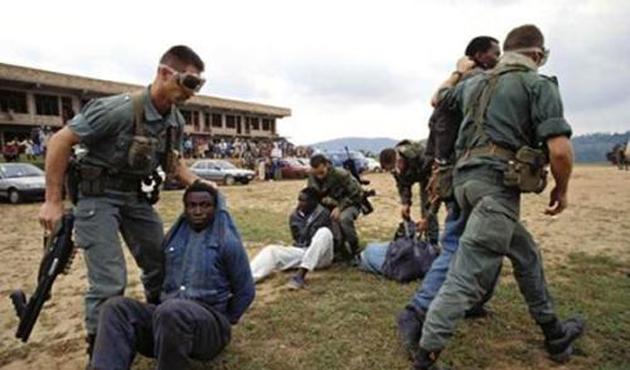 İsveç'te Ruanda soykırımı suçundan bir kişi tutuklandı