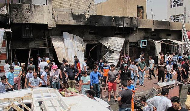 Bağdat'ta bombalı saldırılar: 2 ölü, 7 yaralı