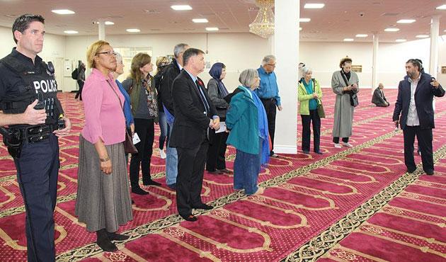 Kanada camilerinde Açık Kapı günü