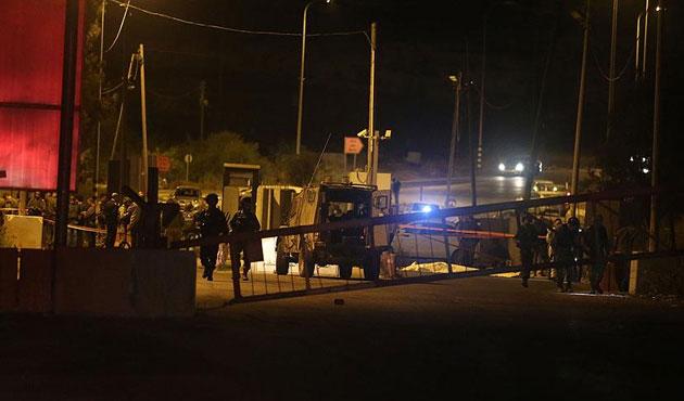 İsrail polisi 6 Filistinliyi gözaltına aldı