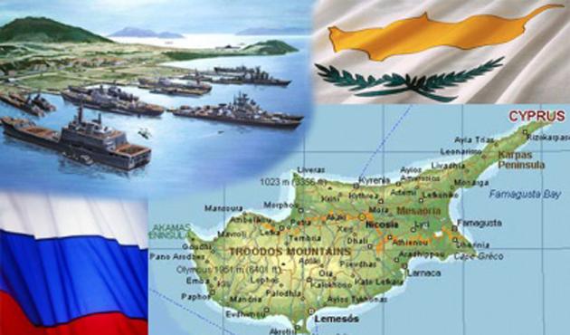 Lavrov: 'Kıbrıs Rum kesiminde askeri üs kurmayacağız'