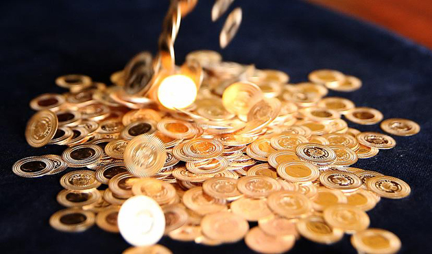 Altının gramı üç ayın zirvesine çıktı