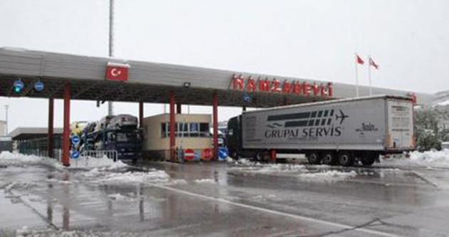 Rüşvet operasyonu nedeniyle Hamzabeyli kapandı