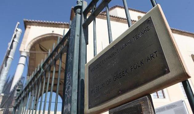 Yunan Başpiskoposu'ndan Atina Camii'ne engelleme