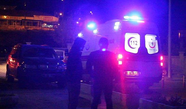 Ankara'da işçi servisi devrildi: 16 yaralı