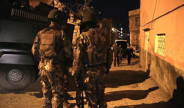 Makedonya'da uyuşturucu operasyonu
