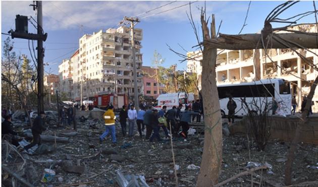 Bombalı araç saldırısını PKK üstlendi