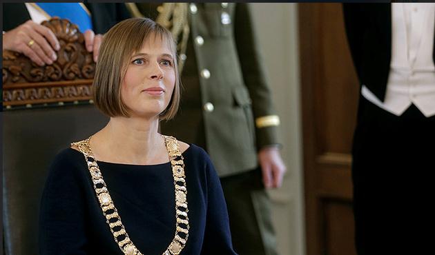 Estonya devlet başkanından Kilise törenine red