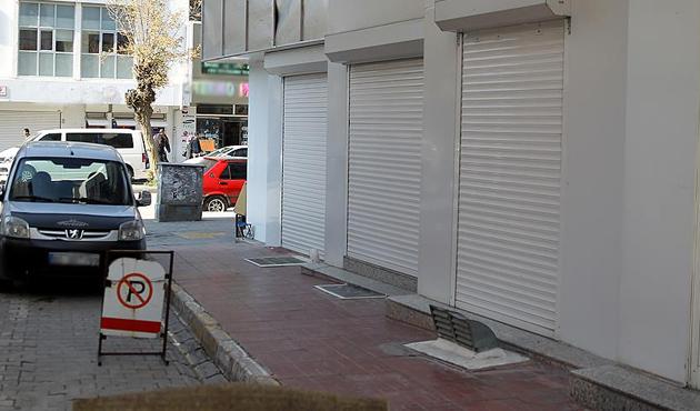 Van'da toplu olarak iş yeri kapatılmasına yasak