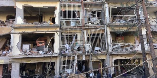 Diyarbakır'daki saldırıyı PKK'ya bağlı TAK üstlendi