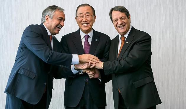 İsviçre'deki Kıbrıs müzakereleri başladı