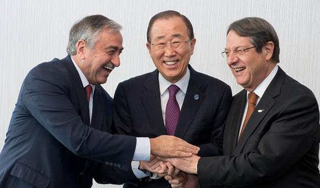 İsviçre'deki Kıbrıs müzakereleri devam ediyor