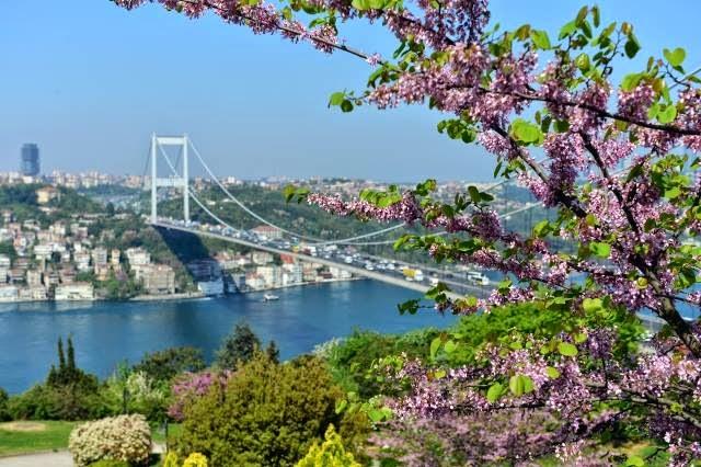 İstanbul'da yarım asırlık sıcaklık rekoru kırıldı