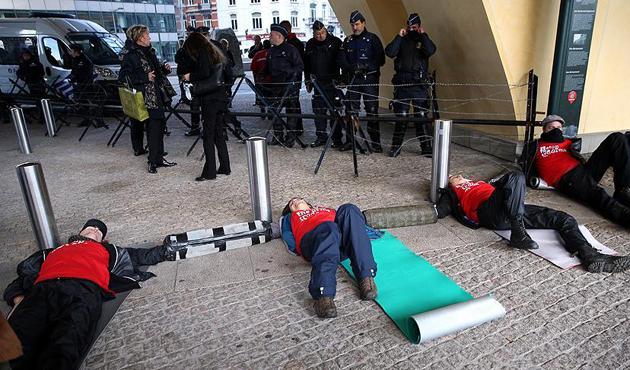 Brüksel'de olağanüstü güvenlik önlemi