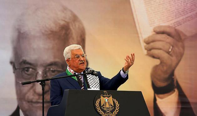 Abbas, İsrailli vekillerle görüştü
