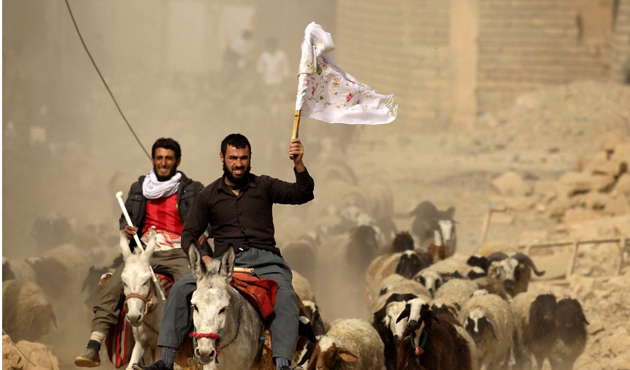 Musul'u kurtarma operasyonunda 'doğu-batı' farkı