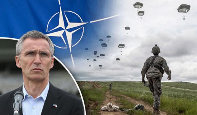 NATO Genel Sekreteri Trump'a arka çıktı!