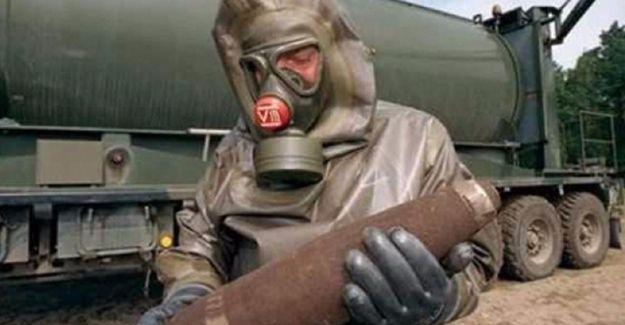 Kimyasal Silahların Yasaklanması Örgütü'nden ses geldi