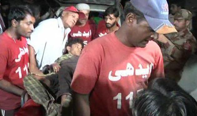 Pakistan'daki türbe saldırısını DEAŞ üstlendi