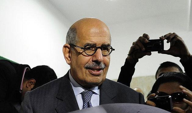 Baradey'den Mursi itirafı