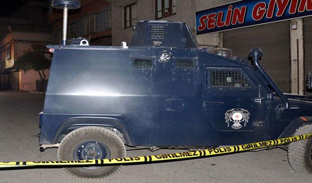 Gaziantep'te kahveye motosikletli saldırı