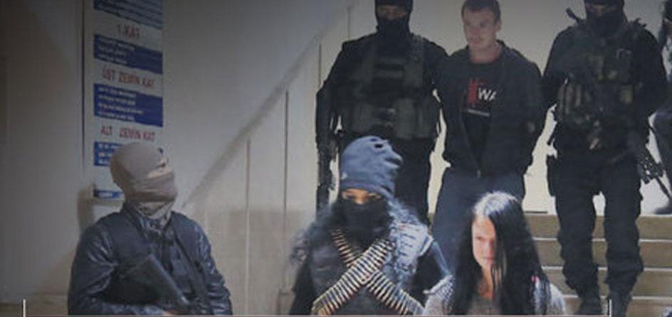 Çek uyruklu PKK'lıların uyrukları araştırılıyor