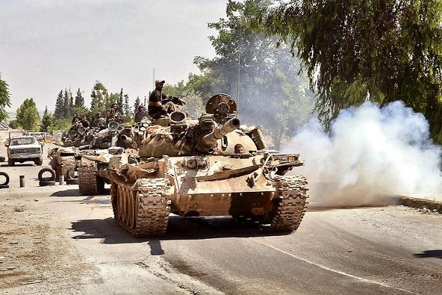'Esad ordusu da El-Bab için hazırlanıyor' iddiası