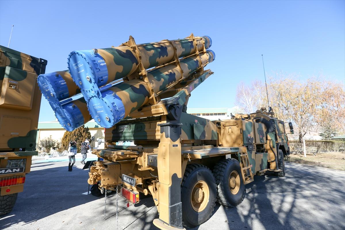 TSK'dan Musul'a 'Kasırga' ayarı