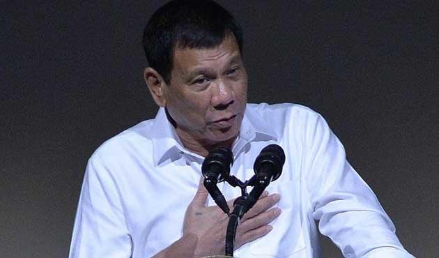 Duterte'den mültecilere davet var