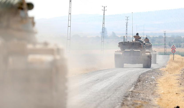 Türk askeri El-Bab kapısında; şiddetli çatışmalar var!