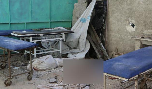 Halep'in doğusu hastanesiz kaldı