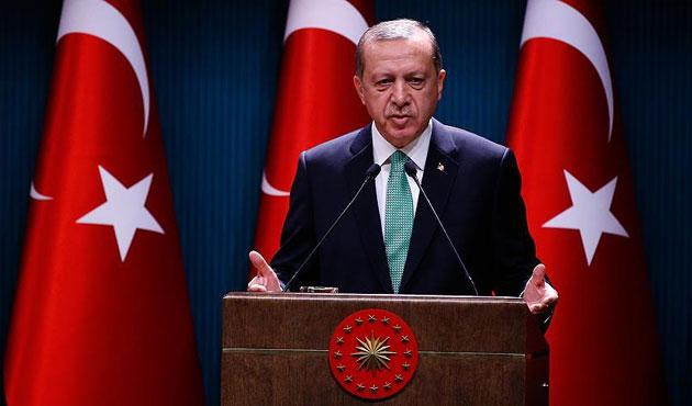 Erdoğan'dan mağduriyet önergesinde mutabakat çağrısı