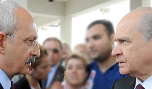Kılıçdaroğlu Bahçeli görüşmesi bugün