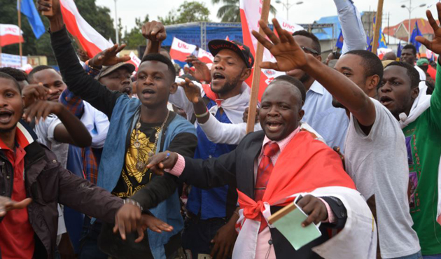 Demokratik Kongo'da ayaklanma çağrısı