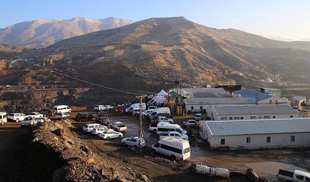Siirt'teki madende aramalar devam ediyor