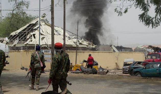 'Nijerya'daki petrol tesislerine saldıranlar cezalandırılacak'