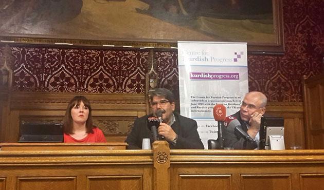 Salih Müslim: Avrupa beni Türkiye'ye vermez