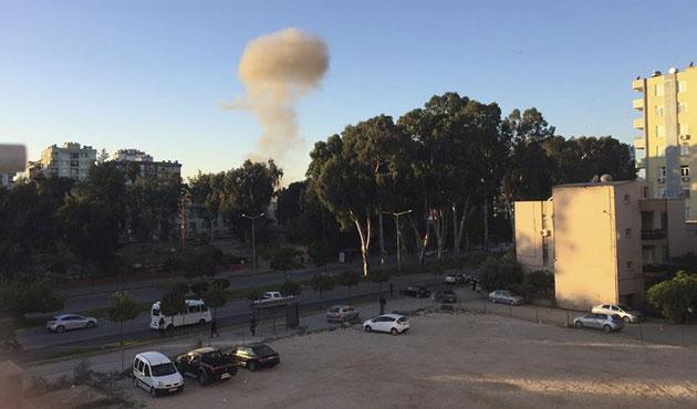 Adana Valiliği önünde patlama; İki ölü