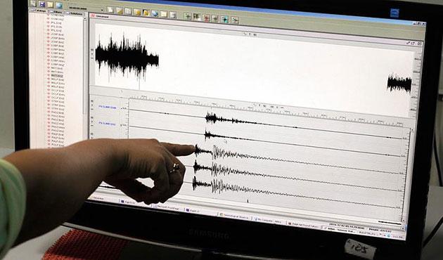 Balıkesir'de orta şiddette deprem