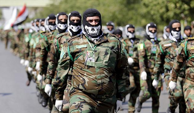 Irak'tan Macron'un Haşdi Şabi açıklamasına tepki