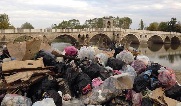 İspanyol akademisyen Edirne'de plastiğe savaş açtı