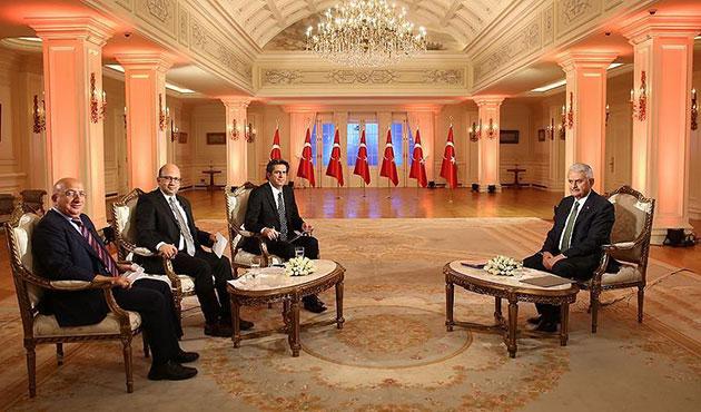 Başbakan Yıldırım: ŞİÖ, AB'ye alternatif değil