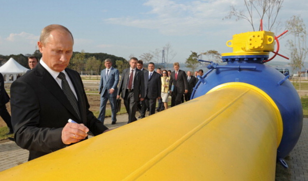 Rusya, AB ve Ukrayna doğalgaz için toplanacak