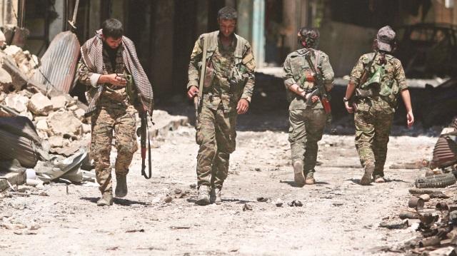 PYD Türkmen mahallelerine girdi