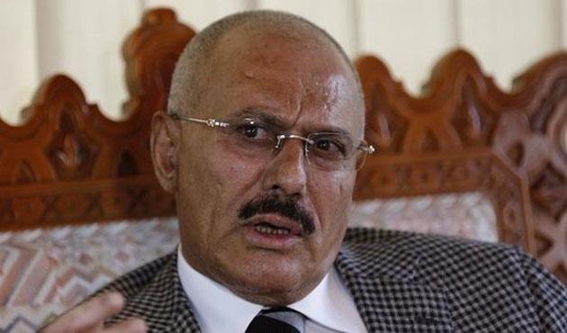 Yemen eski Cumhurbaşkanı Ali Abdullah Salih öldürüldü
