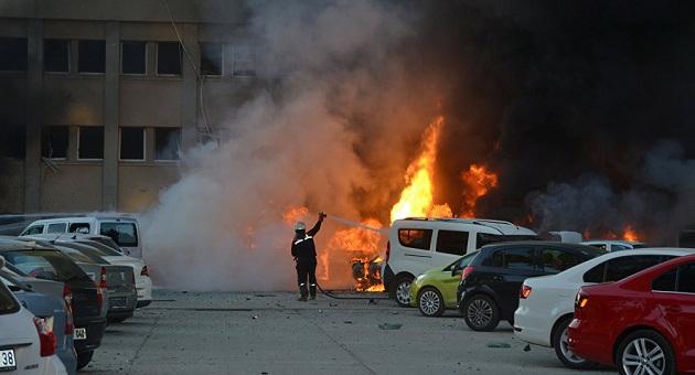 Adana'daki saldırıyı PKK'ya bağlı örgüt üstlendi