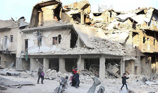 BM'den Halep için 10 günlük ateşkes talebi