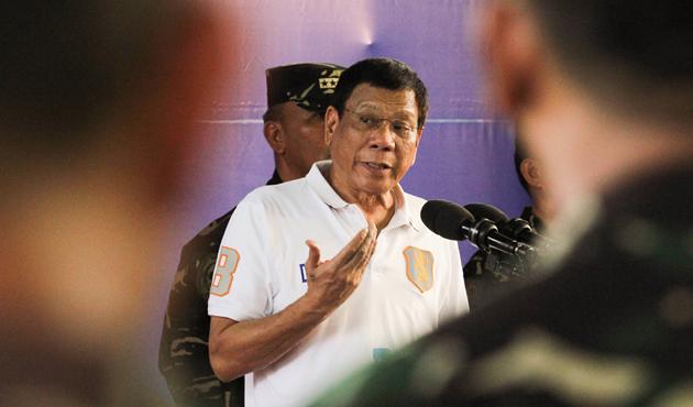 Duterte Maute'ye seslendi: Sabrımı taşırmayın